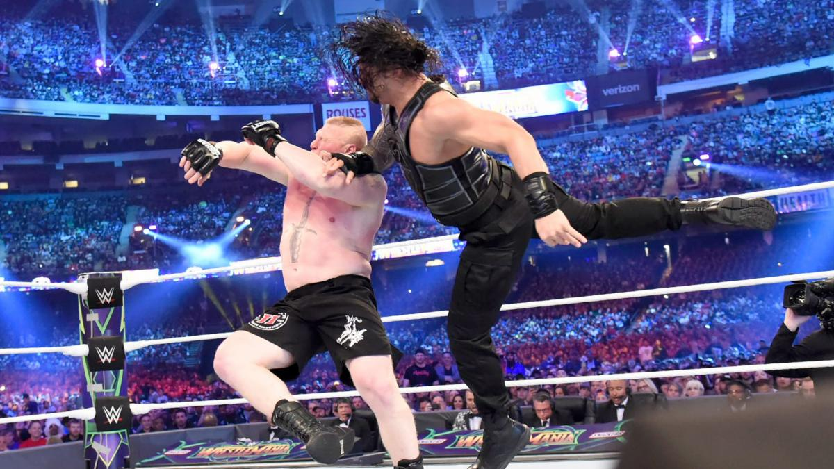 Brock Lesnar pode estar fugindo de combate contra Roman Reigns