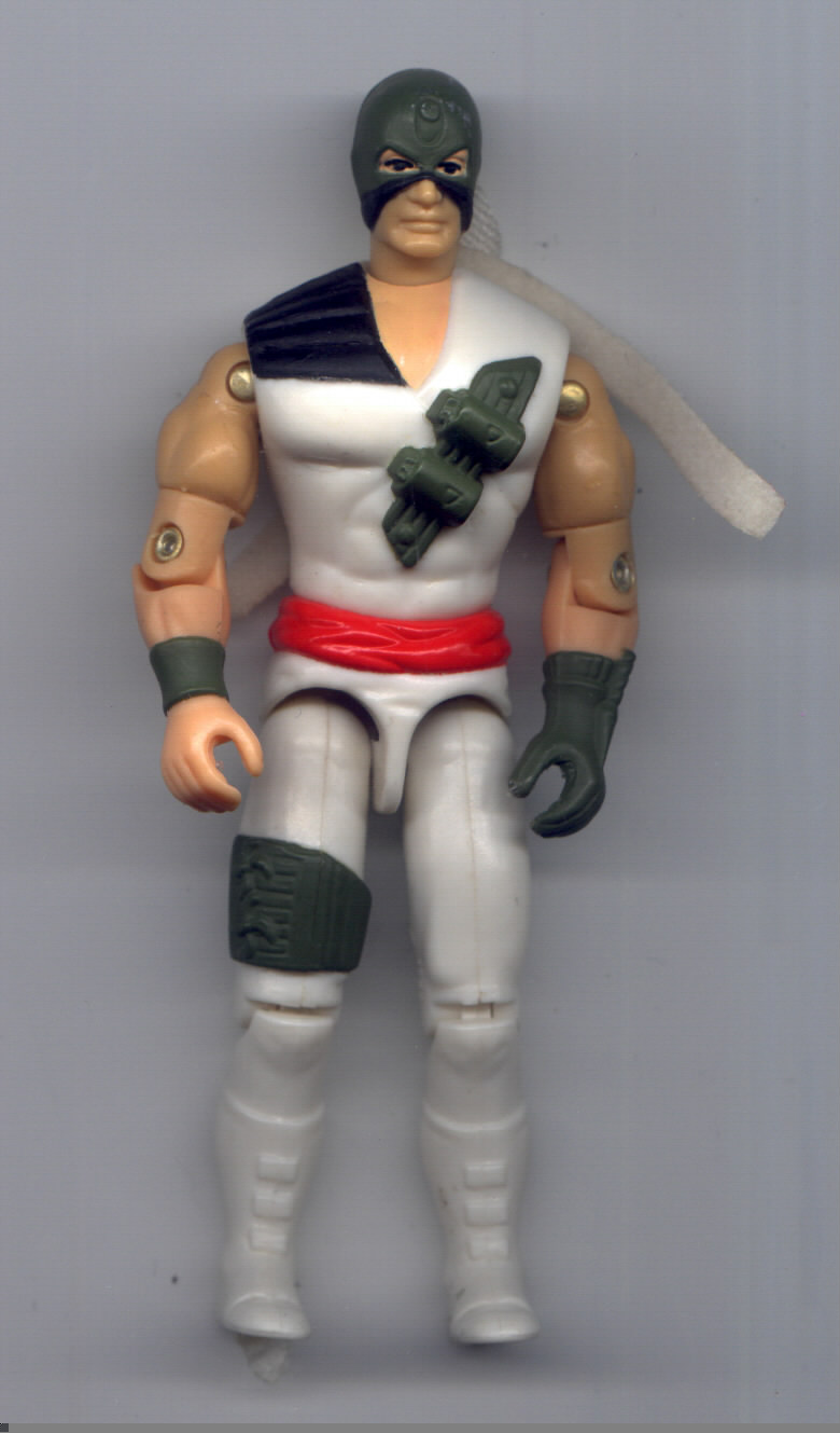 1995 Unproduced Ninja Commandos Stormshadow