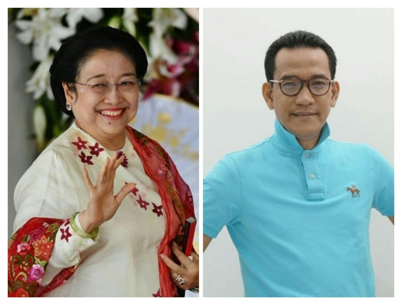 Penyebar Berita Kondisi Kesehatan Megawati Menurun Bakal Dipenjarakan, Begini Tanggapan Refly Harun