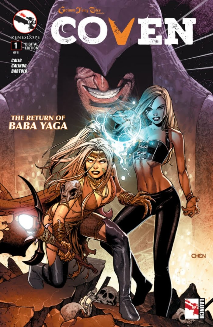 GRIMM FAIRY TALES: COVEN