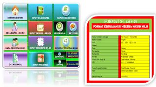 Aplikasi Administrasi Data Kesiswaan Berbasis Excel Untuk Sekolah
