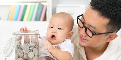 Ahorrar con la llegada de un bebé