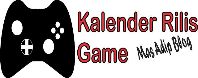 Kalender/Jadwal Rilis Game