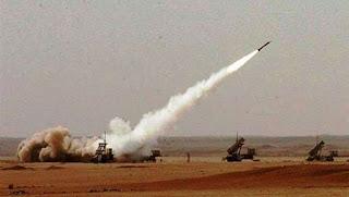 القوات السعودية تعترض صاروخاً باليستياً أطلقه الحوثيون من اليمن