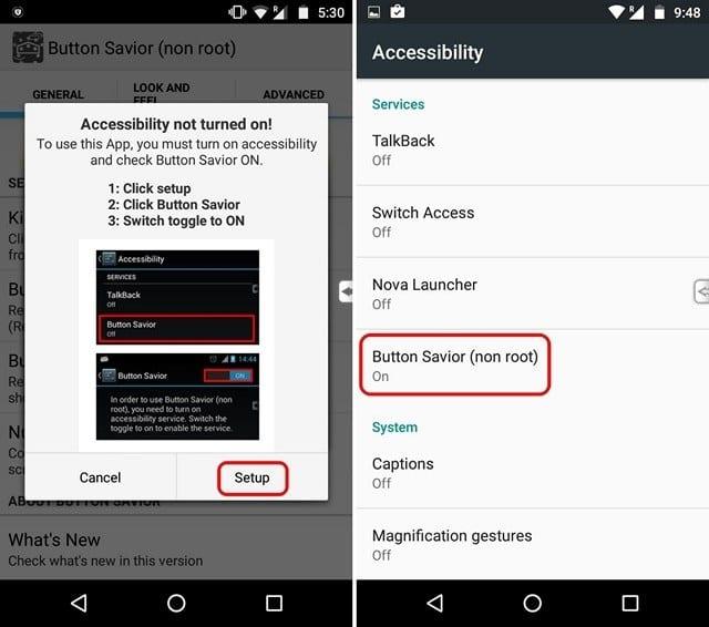 Cara Mengatasi Tombol Navigasi Android Tidak Berfungsi -