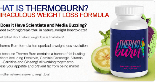 Thermo Burn - You Get Yourself Overweight Lose