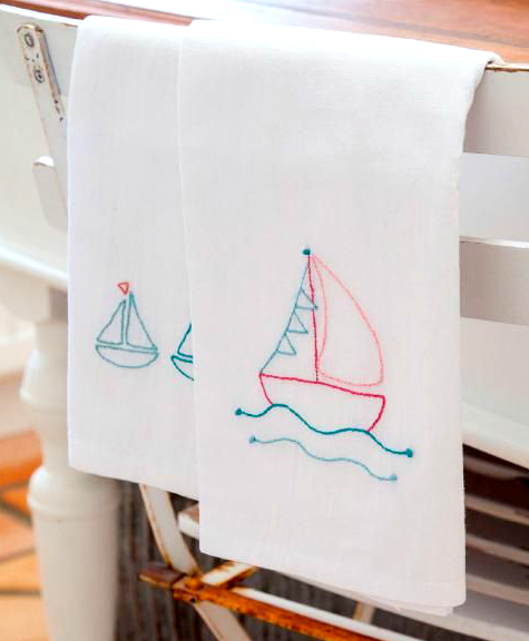 Coastal Crafts Book