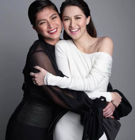 Angel Locsin Thanked La Salle For Her Award Then Became Inseparable With Marian Rivera! Angel Locsin Thanked La Salle For Her Award Then Became Inseparable With Marian Rivera!