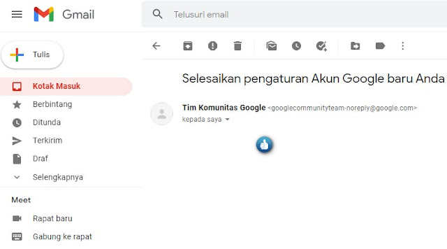 Cara Buat Akun Gmail Baru di Laptop / Komputer