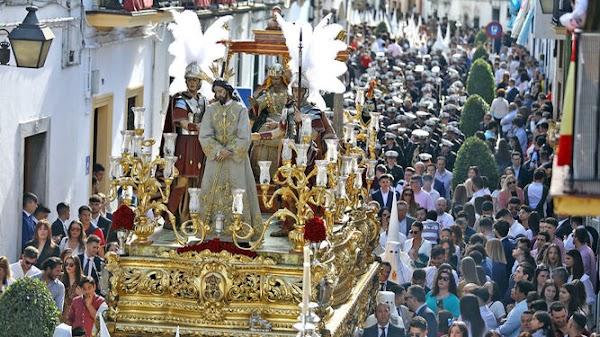 Retransmisión del Domingo de Ramos de Jerez de la Frontera