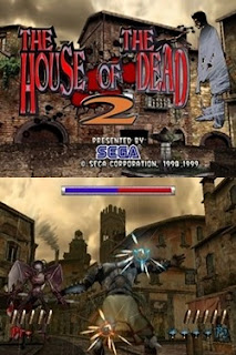 The House of the Dead 2 PC Gameplay