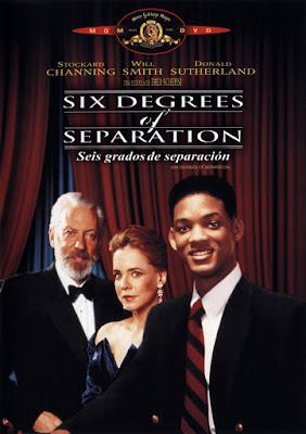 Six Degrees of Separation 1993 DVD R2 NTSC Latino