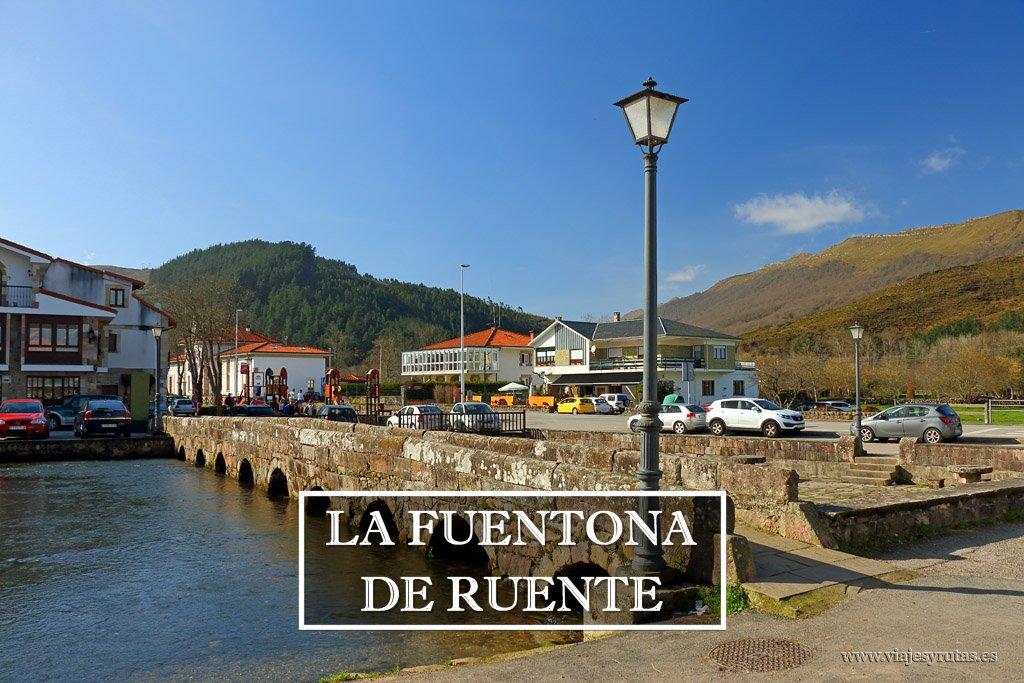 La Fuentona de Ruente y sus misteriosas intermitencias, Cantabria