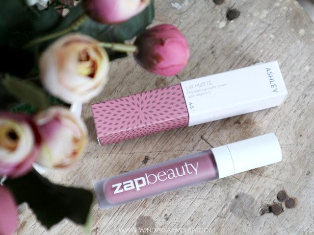 zap beauty lip matte