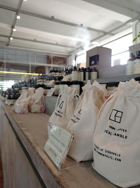 Essential Oil Produksi Rumah Atsiri Indonesia