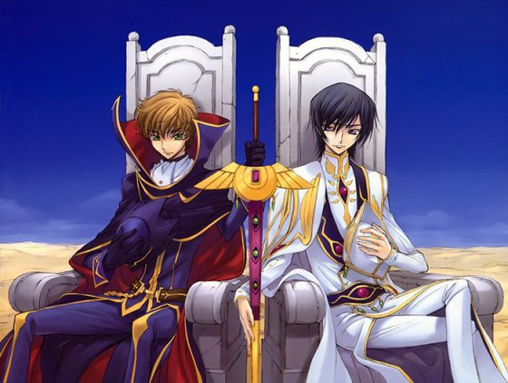 Inilah 10 Rekomendasi Anime Mirip Code Geass: Lelouch of the Rebellion