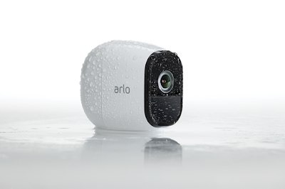 new Arlo 3 Pro, You can also tilt, animation, and zoom in to follow the movement, Arlo announces the latest generation of the home security camera system, Pro 3.