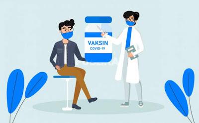 Serbuan Vaksinasi Kodim 0509 Bekasi Sasar 7000 Warga