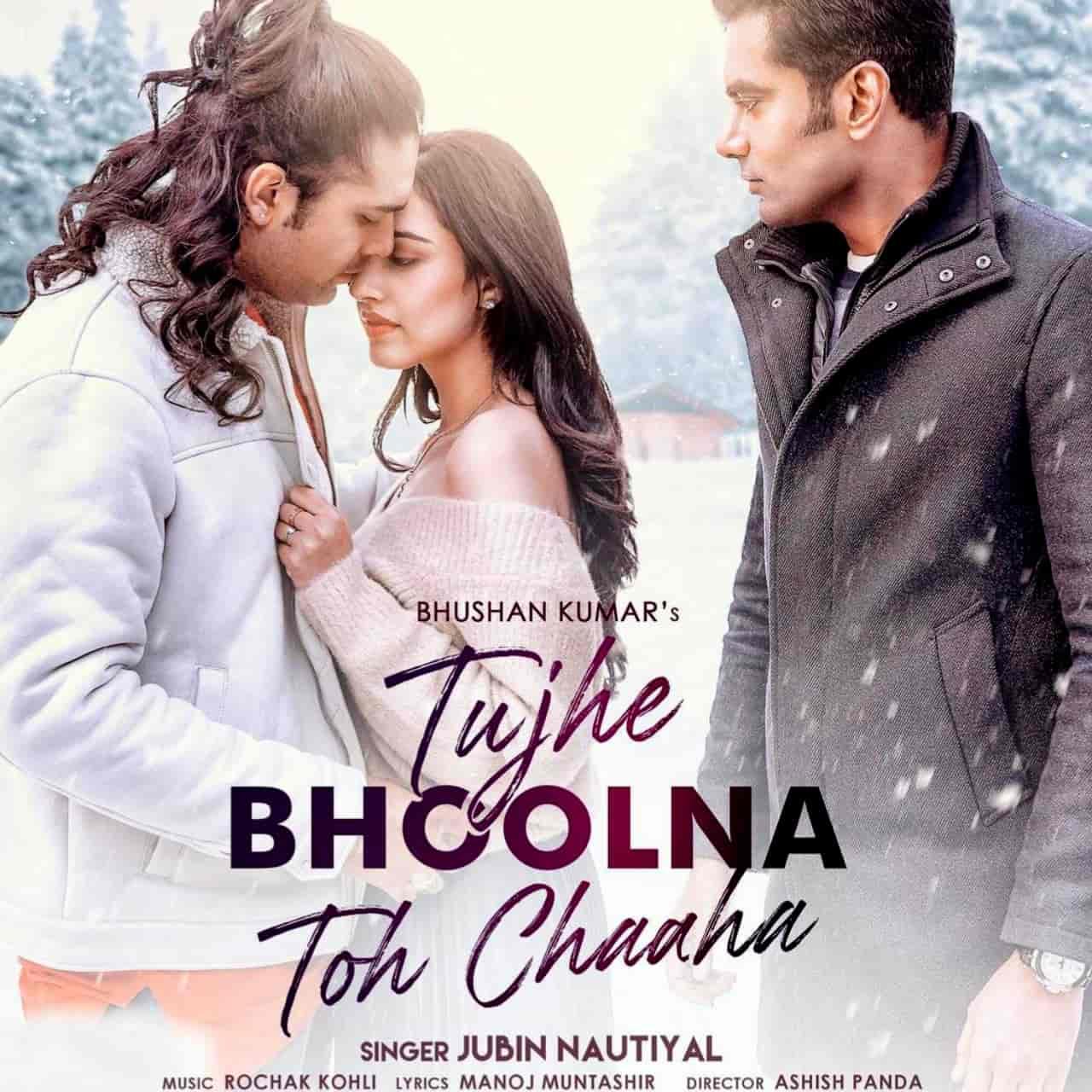 Tujhe bhoolna toh chaaha Love sad Song Lyrics, Sung By Jubin Nautiyal.