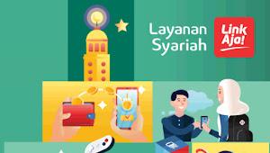 Manfaat Menggunakan Layanan Syariah LinkAja