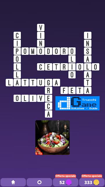 Soluzioni One Clue Crossword livello 22 schemi 14 (Cruciverba illustrato)  | Parole e foto