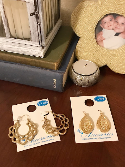 walmart earrings $2.88