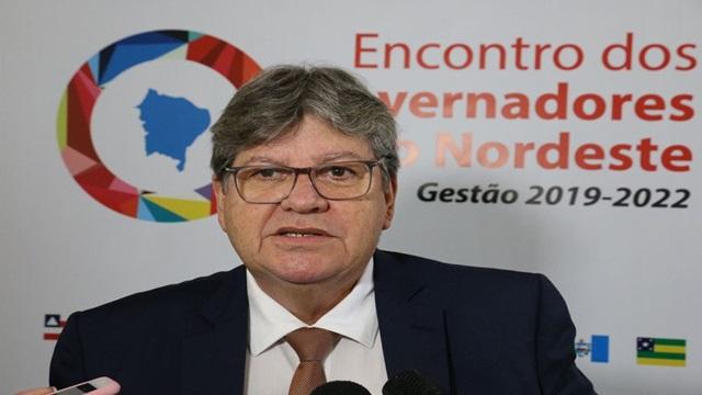 João Azevêdo anuncia entrega de obras e autorizações de ordens de serviço e de licitação orçadas em mais de R$ 13,7 milhões
