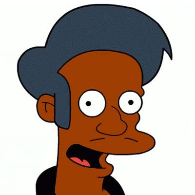Los Simpson Personaje Apu