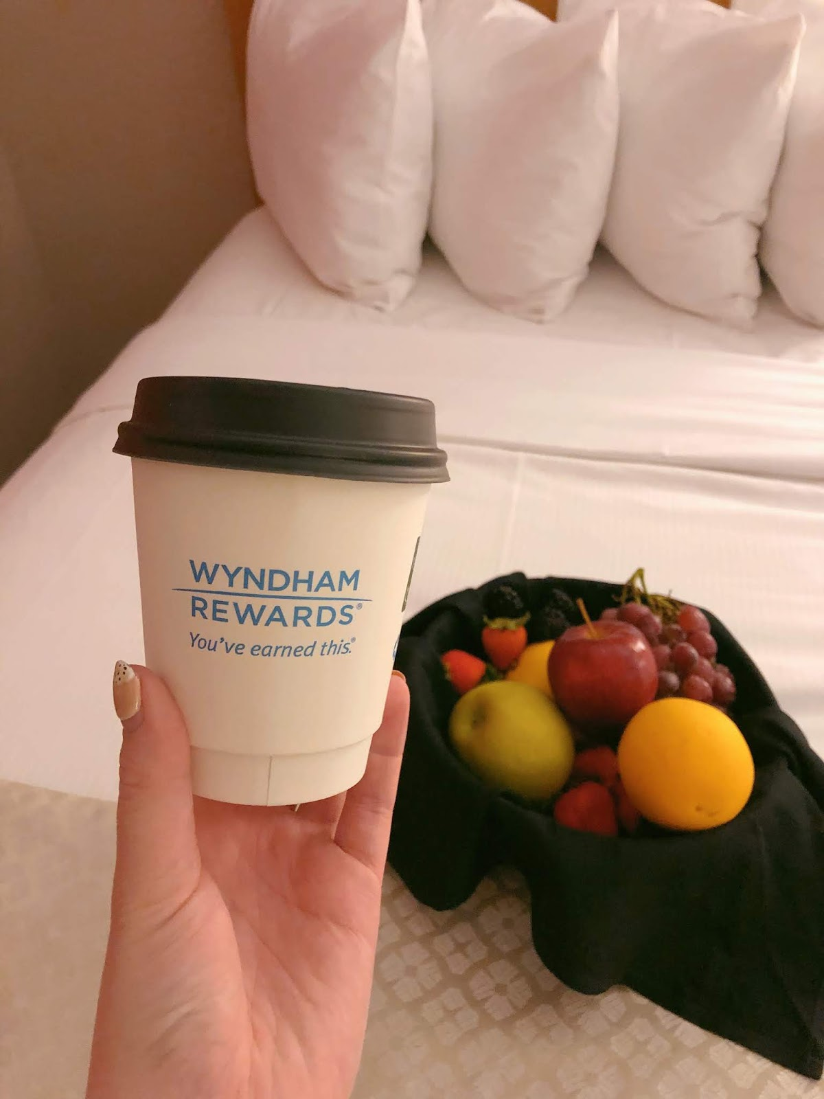 Hotel Review: Wyndham Orlando Resort International Drive. Affordable by Amanda, Travel Blogger living in Tampa.