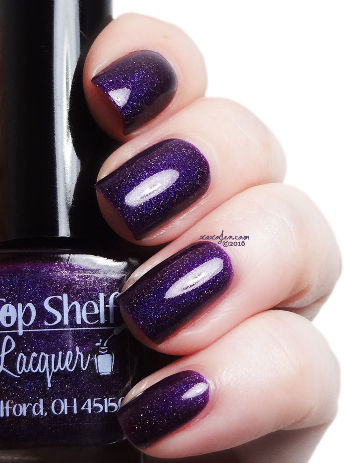xoxoJen's swatch of Top Shelf Shrinking Violet Cocktail