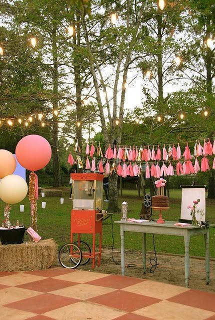 Fiestas infantiles en el jard n o al aire libre fiestas for Jardin jardin al aire libre