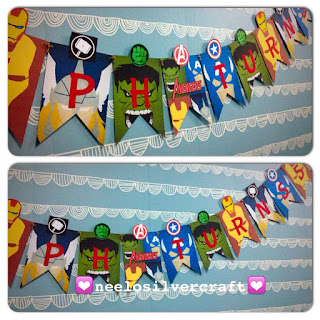 bunting avengers