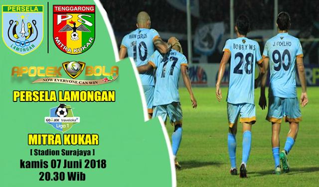 Prediksi Persela Lamongan vs Mitra Kukar 7 Juni 2018