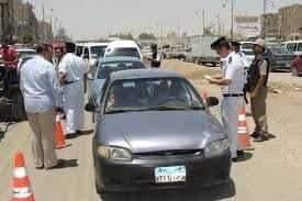 ضبط 439 مخالفة مرورية بسوهاج