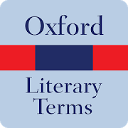 Oxford Dictionary of Literary Terms [Unlocked]
