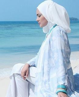 baju muslim untuk liburan