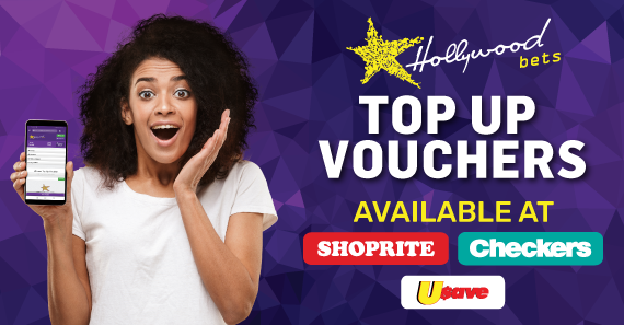 Holly Top Up Vouchers now available at Shoprite, Checkers and Usave