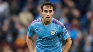 Manchester City set price for Barcelona target  Eric Garcia