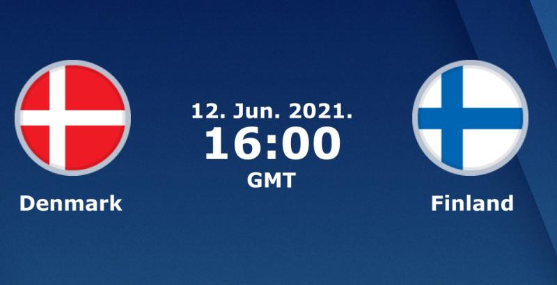 Denmark vs Finland Euro 2020, Prediction, Live Streaming
