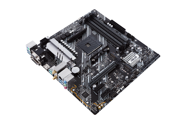 Novas motherboards ASUS AMD B550 já disponíveis em Portugal