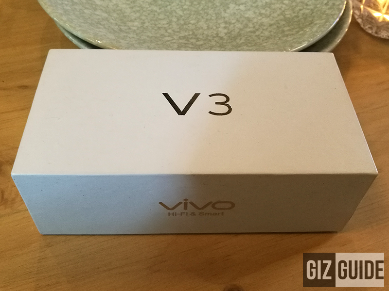 The simple looking Vivo box