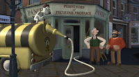 Videojuego Wallace and Gromit's Grand Adventures