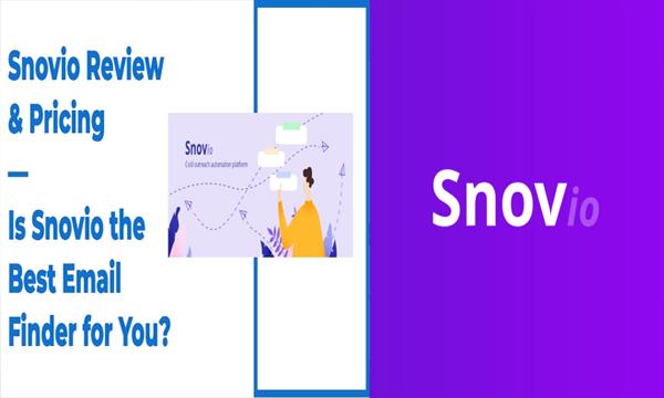 Snov io Review