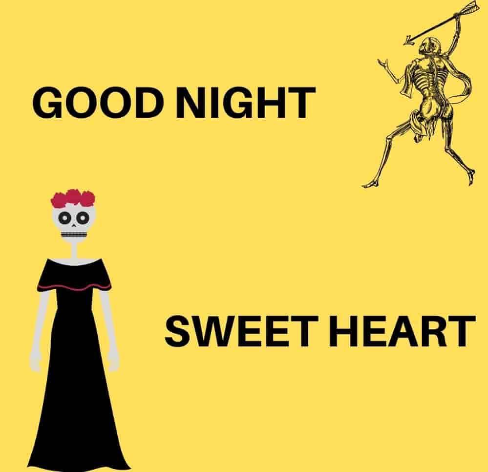 good-night-to-my-beautiful-sweet-heart