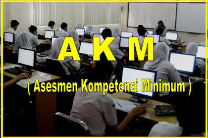 Model Soal AKM (Asesmen Kompetensi Minimum) Bagian 1
