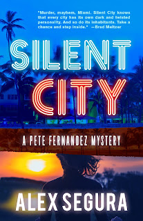 http://www.amazon.com/Silent-City-Pete-Fernandez-Segura/dp/1940610710/ref=sr_1_1?ie=UTF8&qid=1463409443&sr=8-1&keywords=silent+city