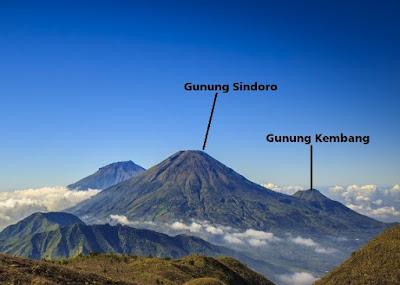 Mt Kembang