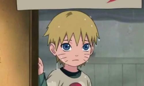 Boruto dan Naruto Kecil