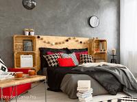 5 Ide Dekorasi Kamar Tidur Sederhana Terasa Mewah