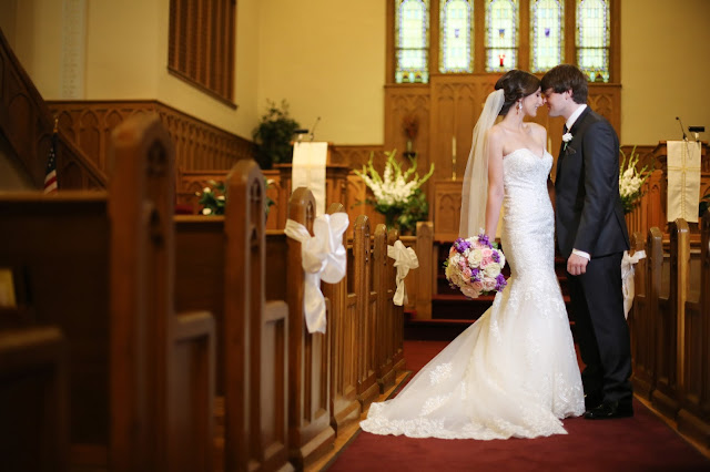 sioux city church wedding